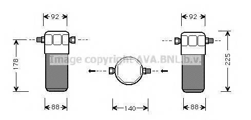 AVA QUALITY COOLING AID154