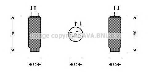 AVA QUALITY COOLING ALD003
