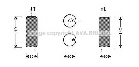 AVA QUALITY COOLING DND082