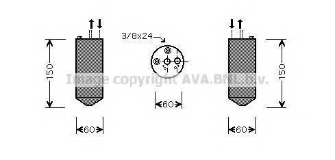 AVA QUALITY COOLING DND236
