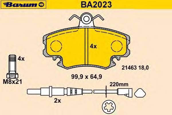 BARUM BA2023
