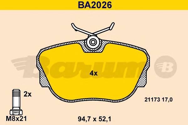 BARUM BA2026