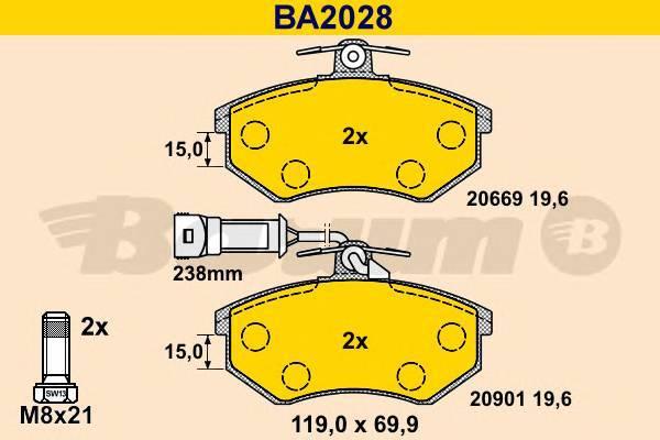 BARUM BA2028