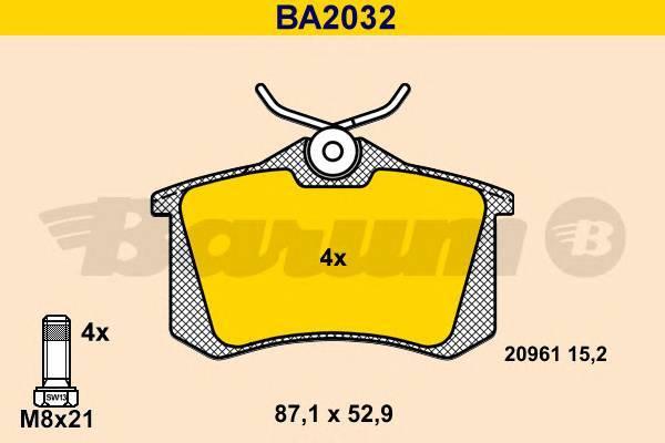 BARUM BA2032