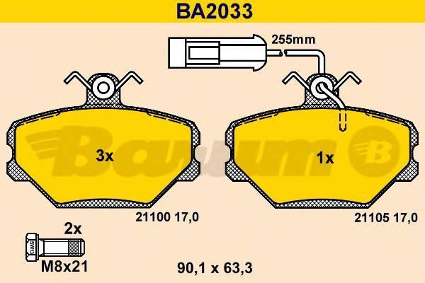 BARUM BA2033