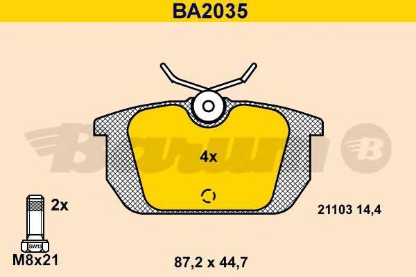 BARUM BA2035