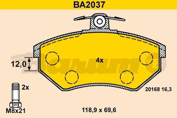 BARUM BA2037