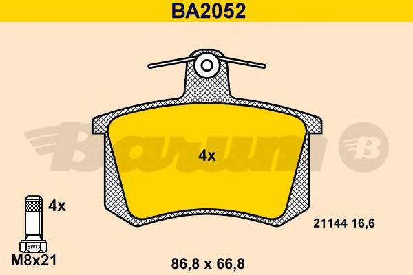 BARUM BA2052