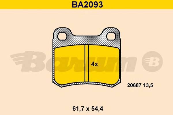 BARUM BA2093
