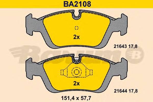 BARUM BA2108