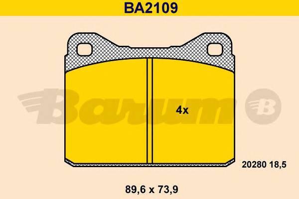 BARUM BA2109