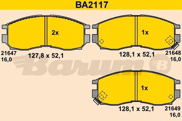 BARUM BA2117