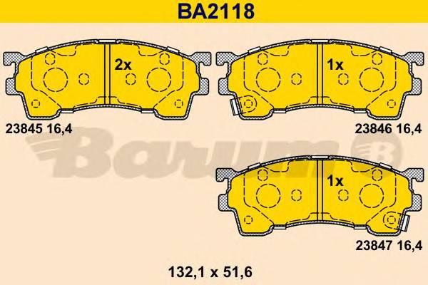 BARUM BA2118
