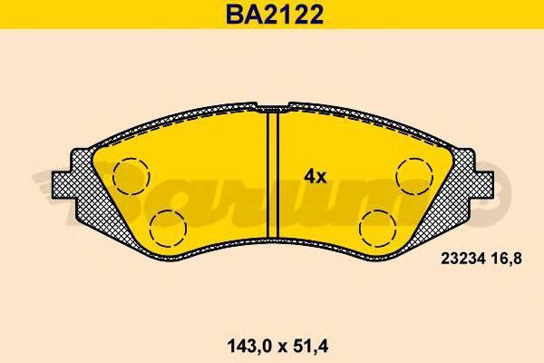 BARUM BA2122