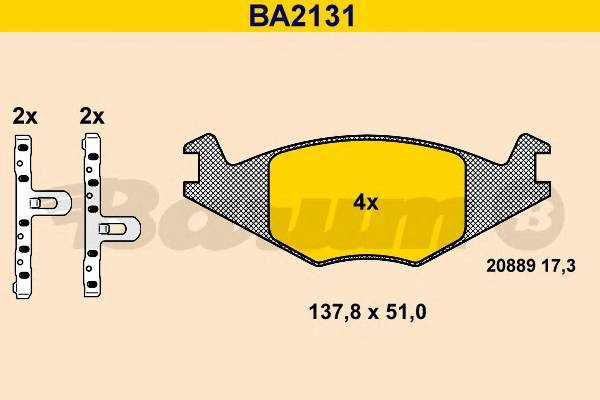 BARUM BA2131