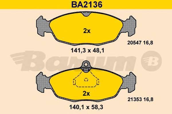 BARUM BA2136