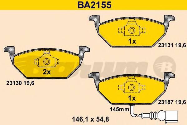 BARUM BA2155