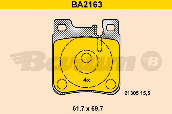 BARUM BA2163