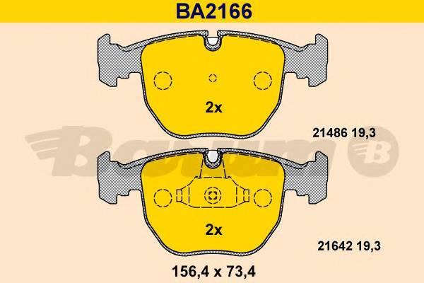 BARUM BA2166