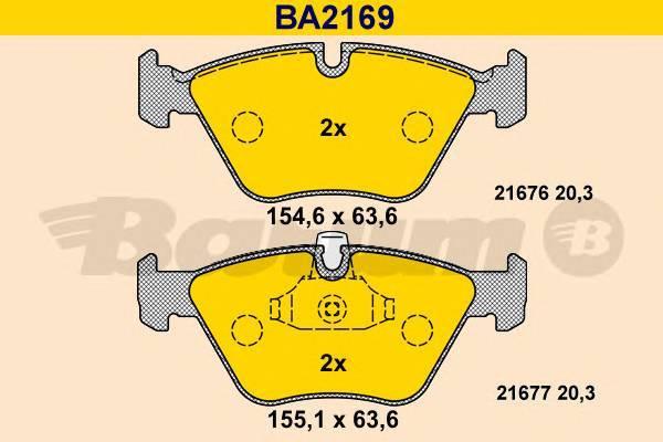 BARUM BA2169