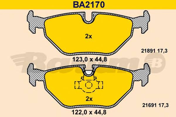 BARUM BA2170