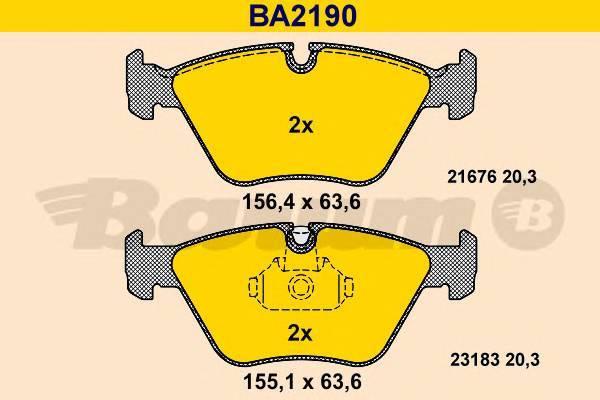 BARUM BA2190