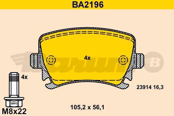 BARUM BA2196