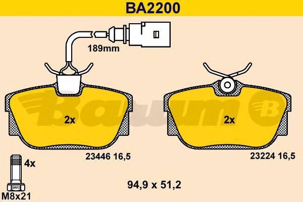 BARUM BA2200
