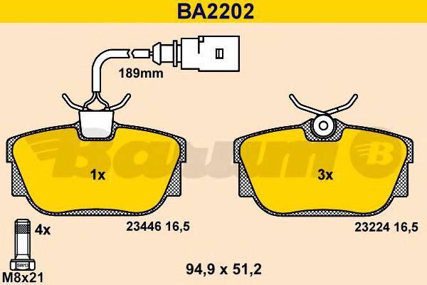BARUM BA2202