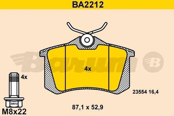 BARUM BA2212
