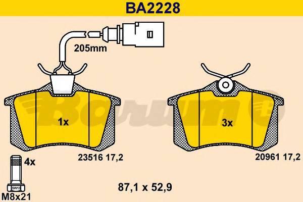 BARUM BA2228