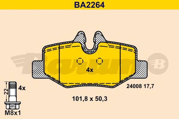 BARUM BA2264