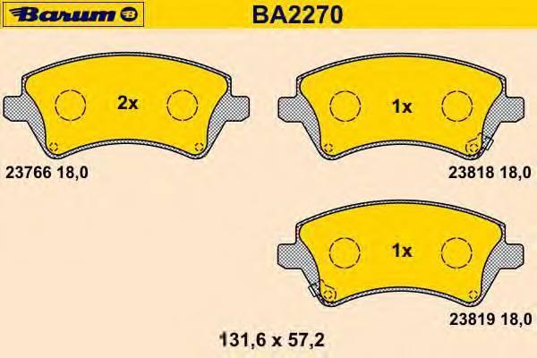 BARUM BA2270