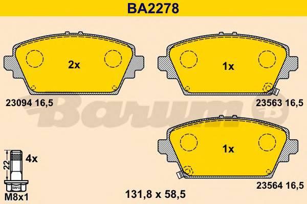 BARUM BA2278