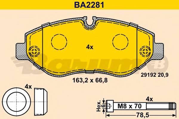 BARUM BA2281