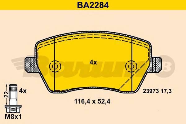 BARUM BA2284
