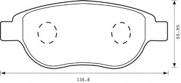 BENDIX 573031B