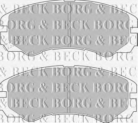 BORG & BECK BBP1485