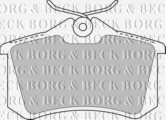 BORG & BECK BBP1512