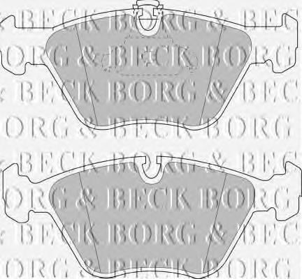 BORG & BECK BBP1590