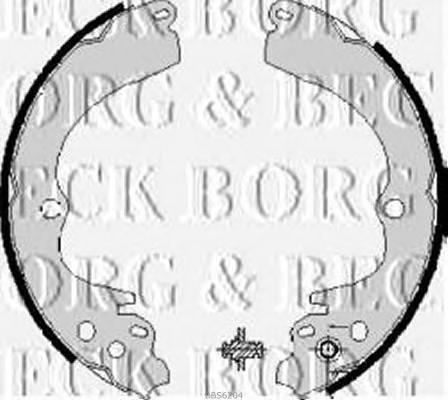 BORG & BECK BBS6204