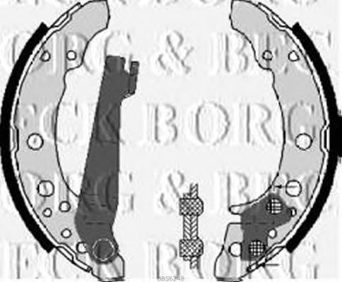 BORG & BECK BBS6248