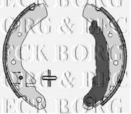BORG & BECK BBS6270