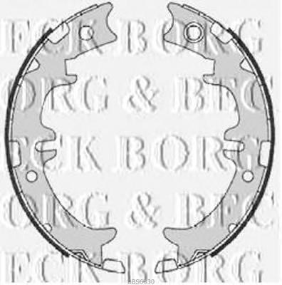 BORG & BECK BBS6330