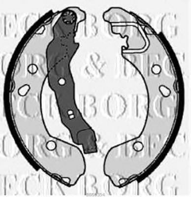 BORG & BECK BBS6354