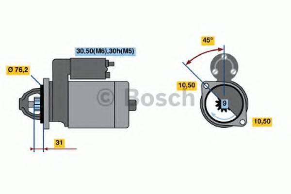 BOSCH 0001108063