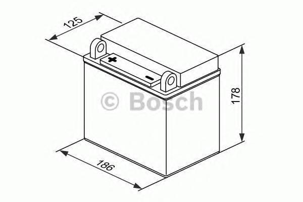 BOSCH 0092M4F510
