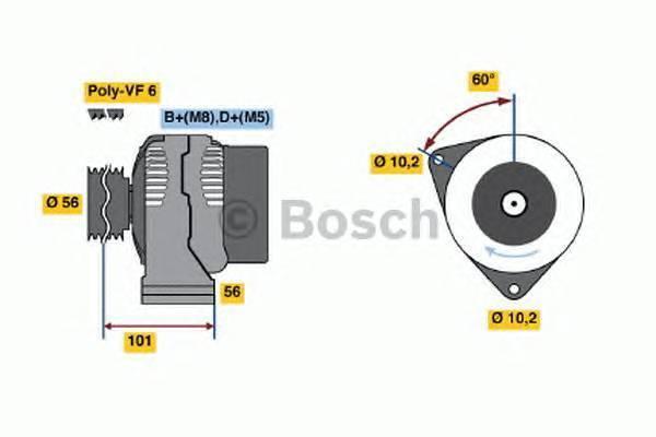 BOSCH 0123510101