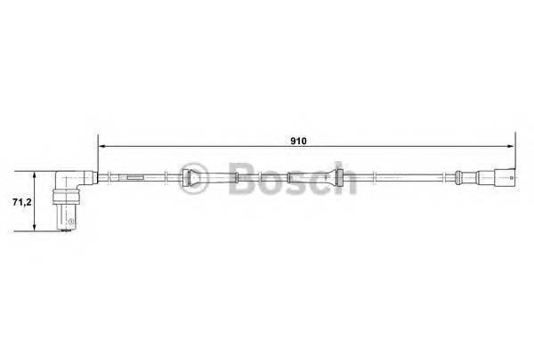 BOSCH 0265001057