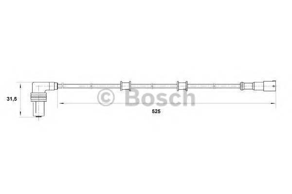 BOSCH 0265001206